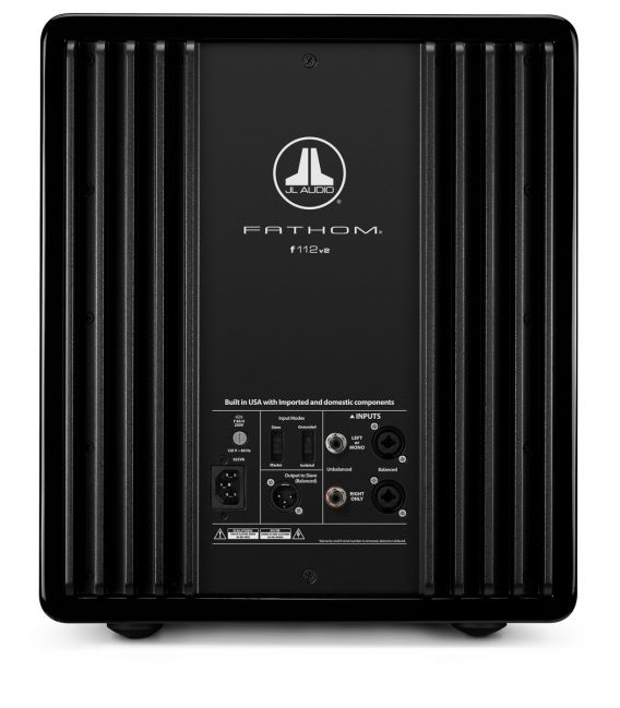 JL audio f112v2-GLOSS