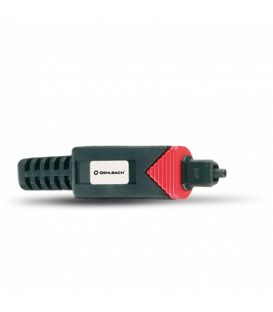 Oehlbach Red Opto Dig. Optical Connector