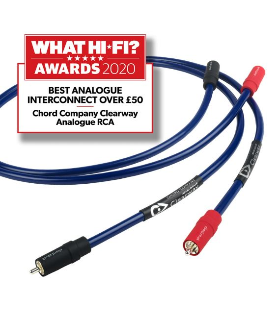 Chord Clearway RCA