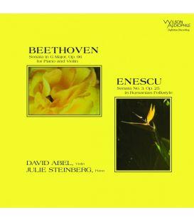 Beethoven: Sonata in G Major, op. 96 / Enescu: Sonata No. 3 op. 25