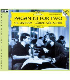 Gil Shaham & Góran Sóllscher: Paganini for Two