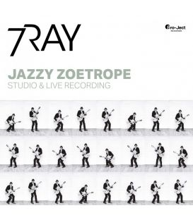 7RAY feat. Triple Ace – Jazzy Zoetrope