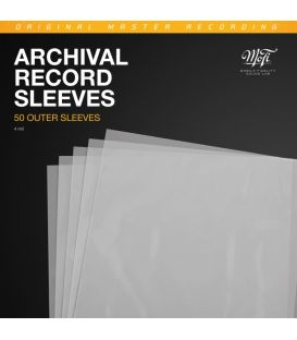 MFSL Archival Record Outer Sleeves