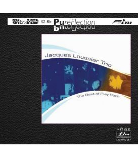 Jacques Loussier Trio - The Best of Play Bach